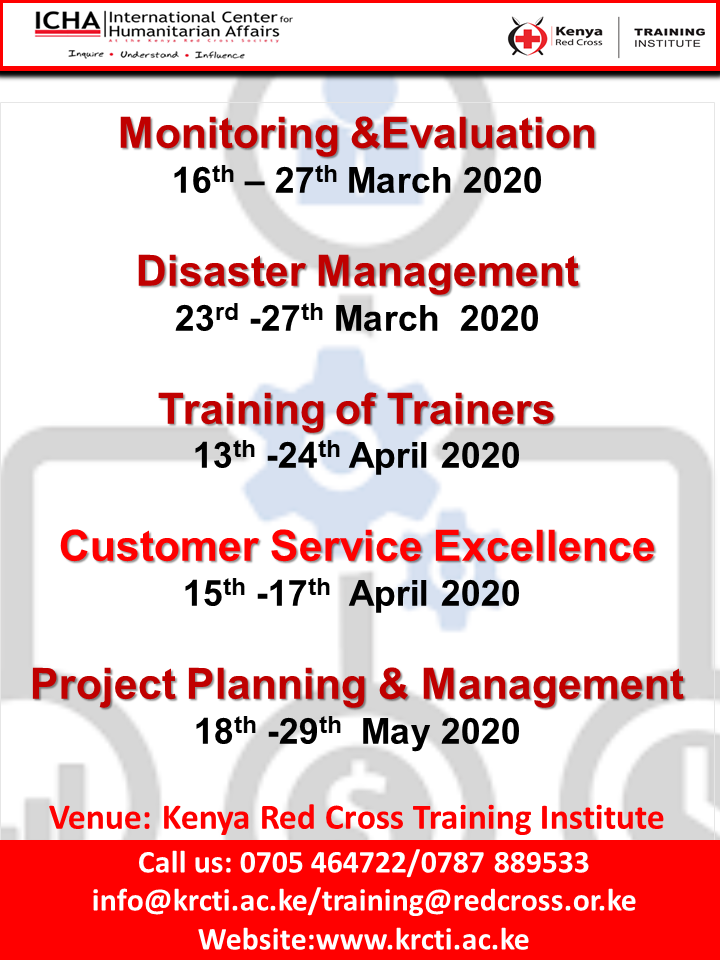 PROGRAMME DEVELOPMENT COURSES